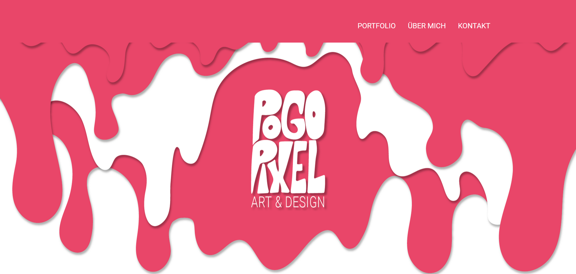 PogoPixel Art Design Website